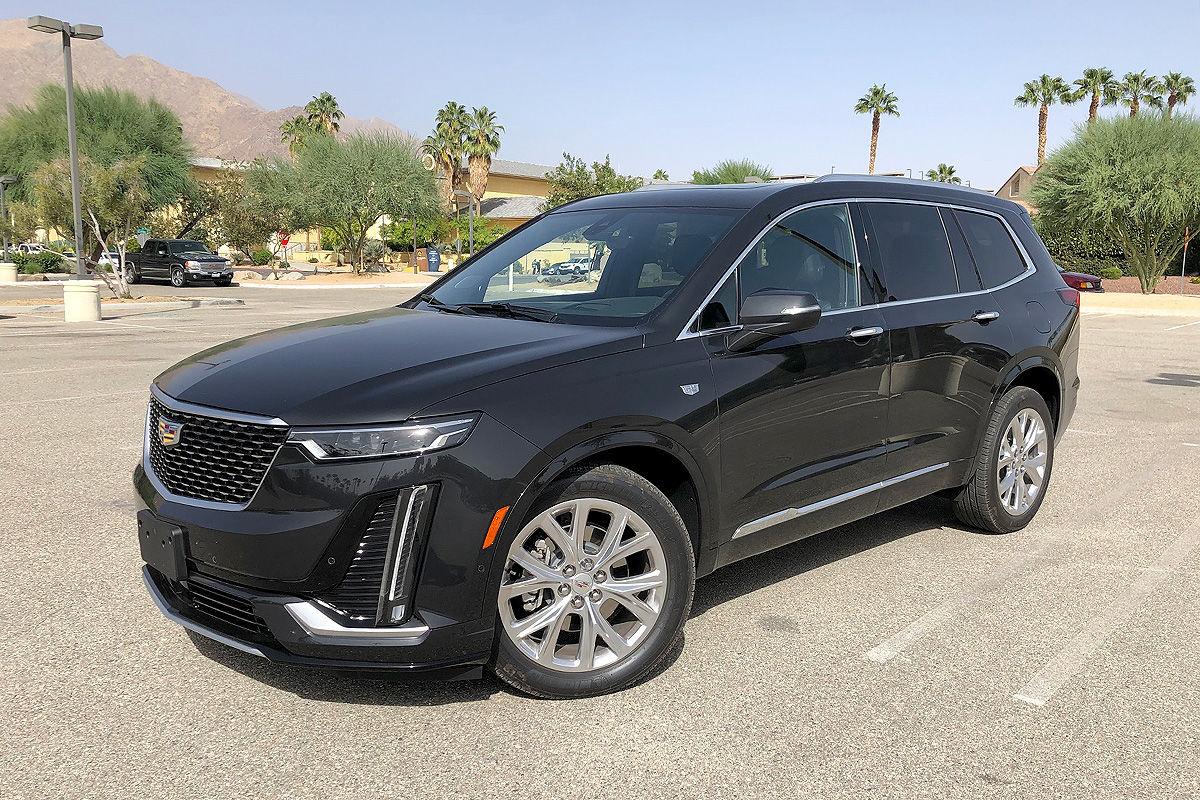 Тест-драйв Cadillac XT6 1