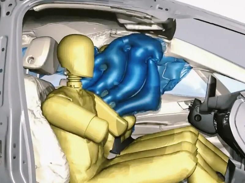 Volkswagen внедряет инновационные подушки безопасности 1