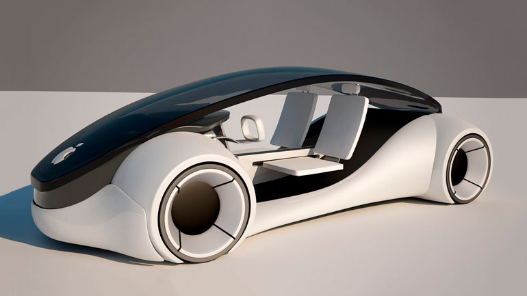 Apple запатентовал самообучающуюся беспилотную систему 1