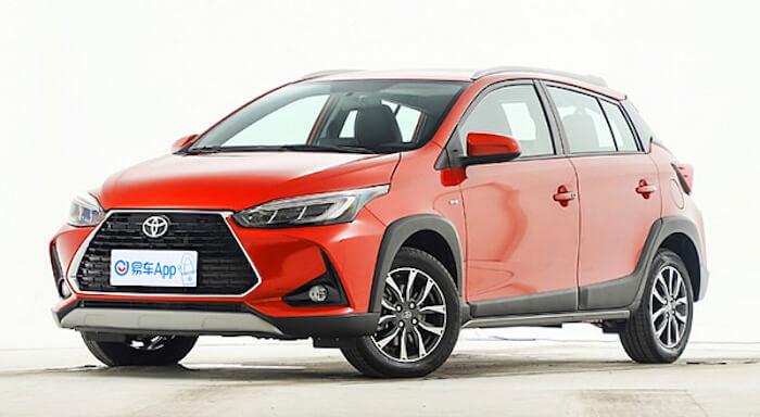 Самый дешевый кроссовер Toyota поступил в продажу 1