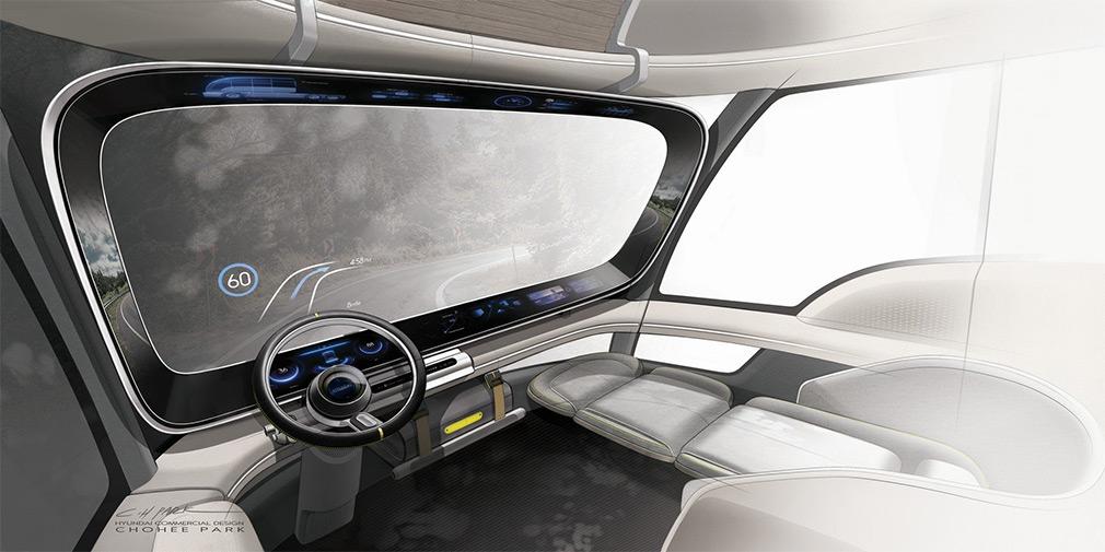 Hyundai анонсировал премьеру водородного грузовика 1
