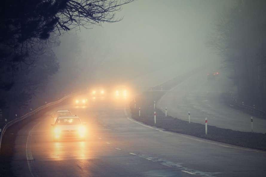 В Украине объявили чрезвычайную опасность из-за туманов 1