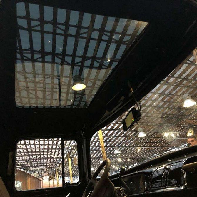Из Chevrolet Tahoe сделали ЗИЛ-130 3