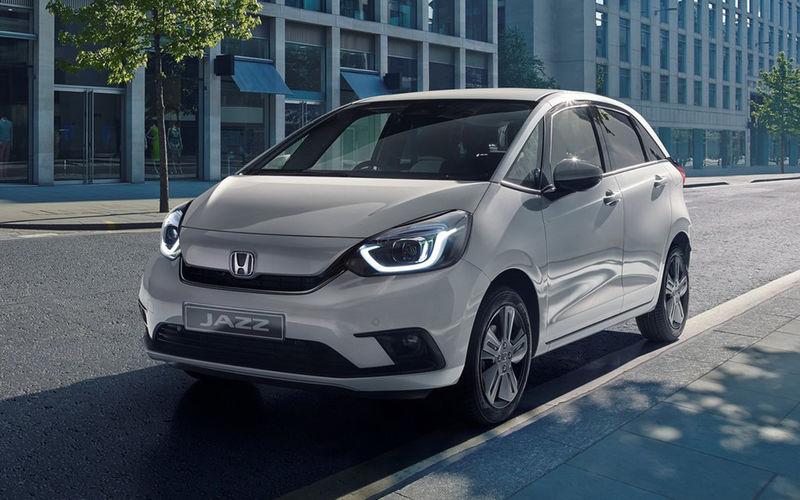 Автосалон в Токио: дебютировала новая Honda Jazz 1