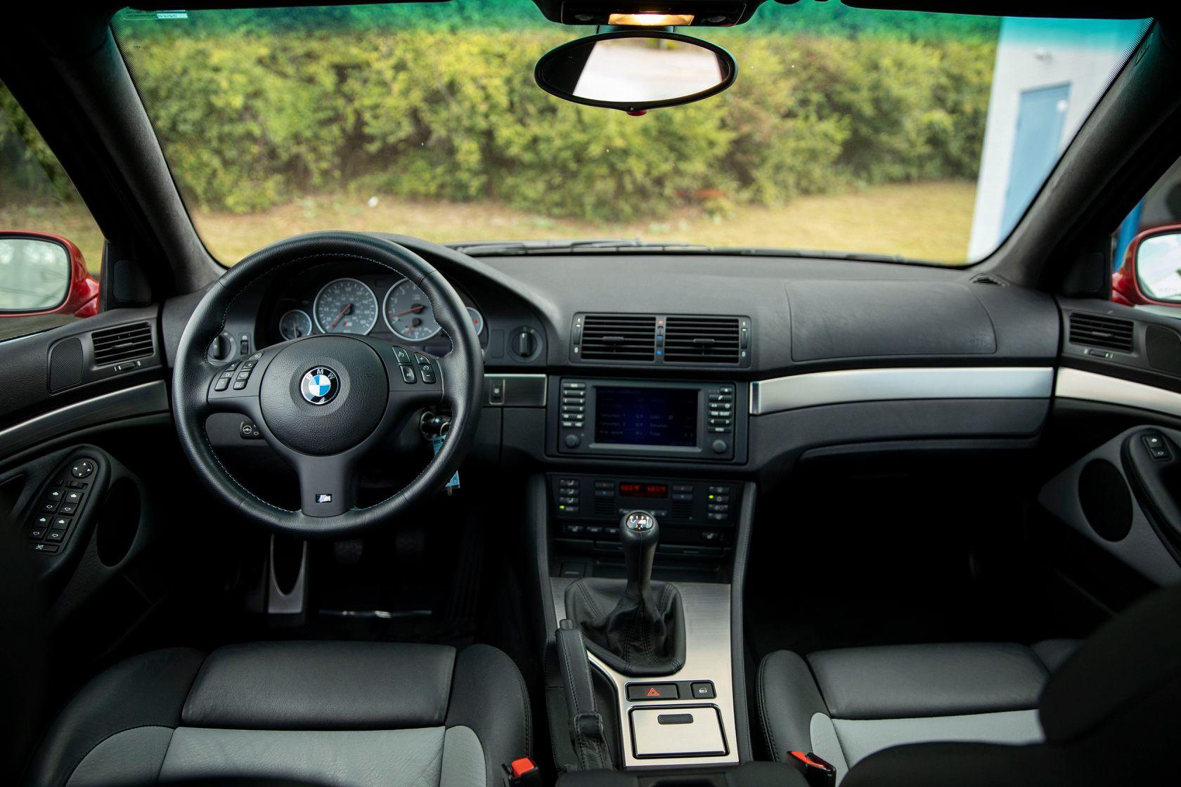 Легендарный BMW M5 E39 продается по цене нового Porsche 911 2