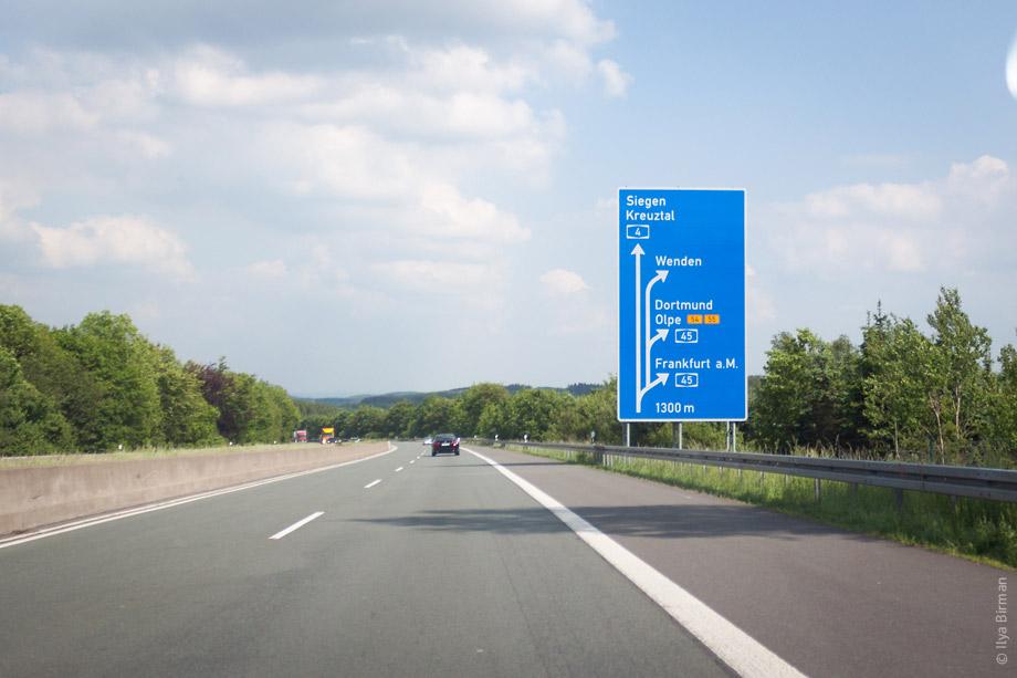 Германия останется страной, где не действуют скоростные ограничения для автомобилей 1