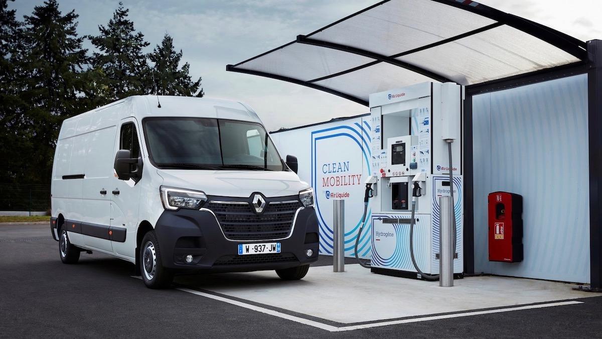 Электрокары Renault стали дальнобойнее за счёт водорода 2