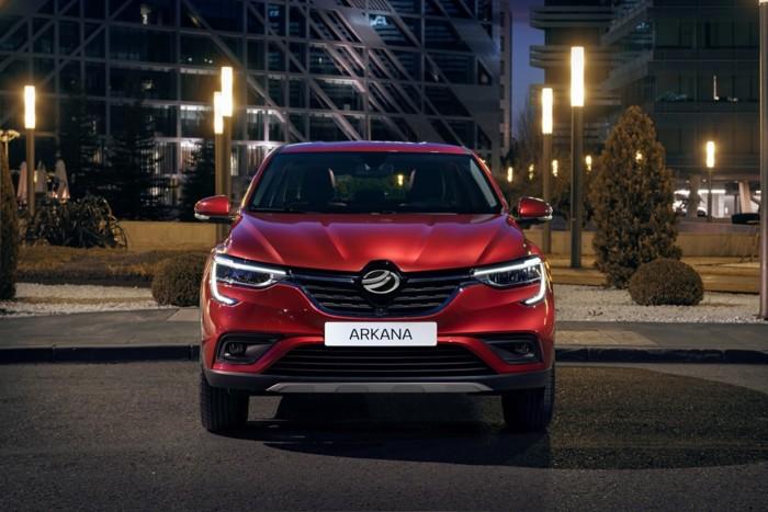 ЗАЗ может заняться производством Renault Arkana 1