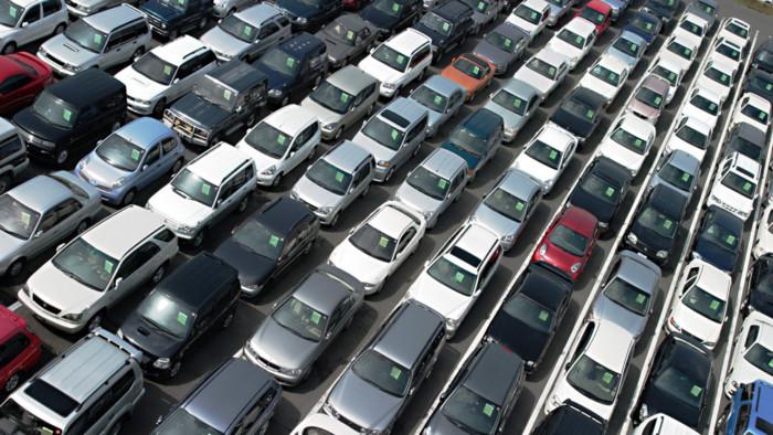 Европейский автомобильный рынок снова вырос 1