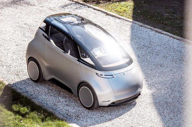 Самый дешевый в мире электромобиль с моментальной зарядкой представлен официально 1