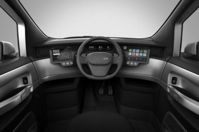 Самый дешевый в мире электромобиль с моментальной зарядкой представлен официально 3