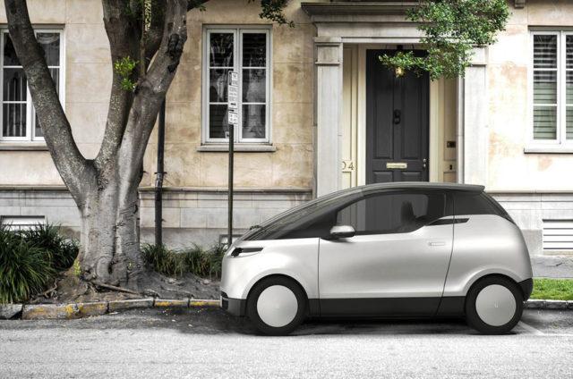 Самый дешевый в мире электромобиль с моментальной зарядкой представлен официально 2