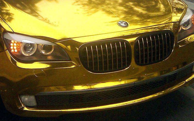 Полиция конфисковала автомобиль за то, что тот слишком яркий 1
