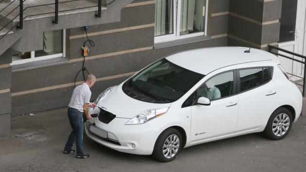 Украинцы все активнее пересаживаются на электромобили 1