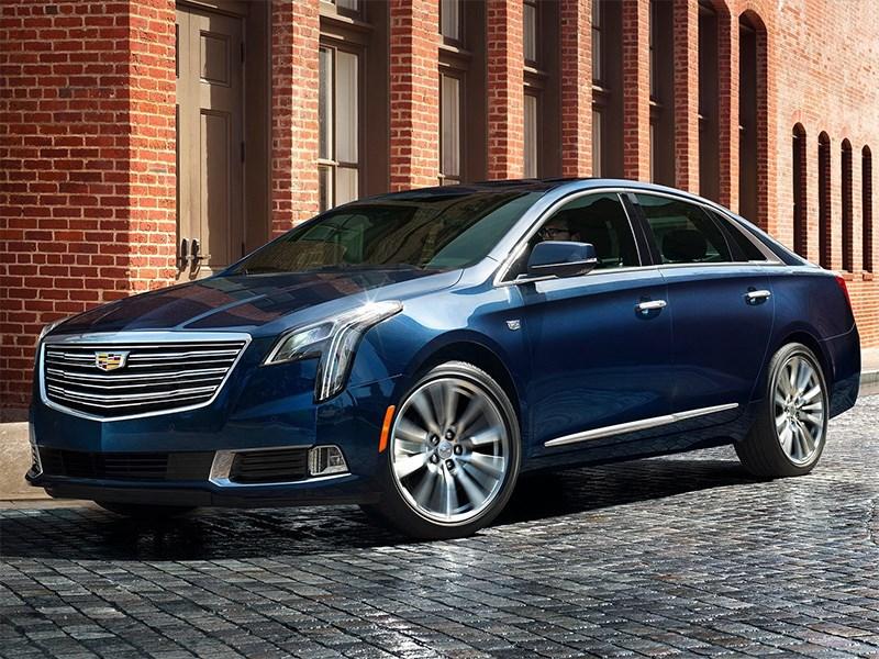 Cadillac отказался от производства XTS 1