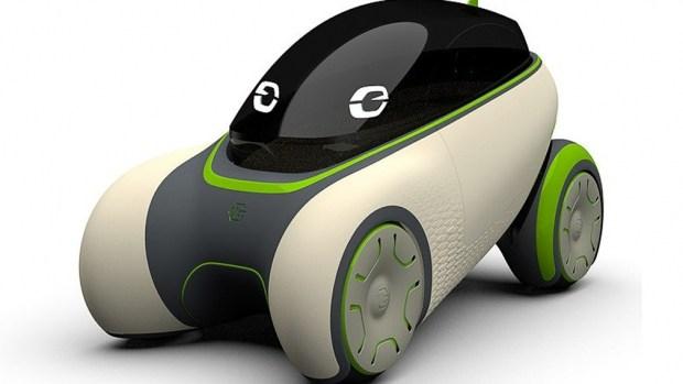 Toyoda Gosei покажет резиновый автомобиль 1
