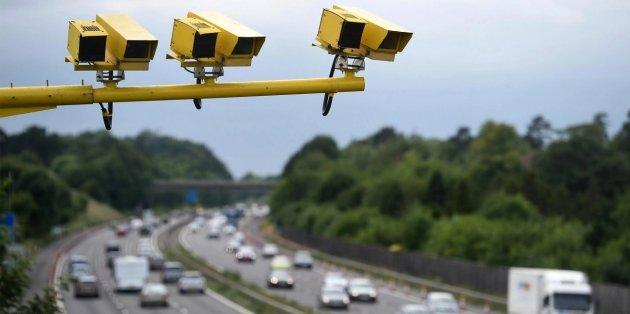 Как будут автоматически фиксировать нарушения скорости на дорогах Киева. Фото №2