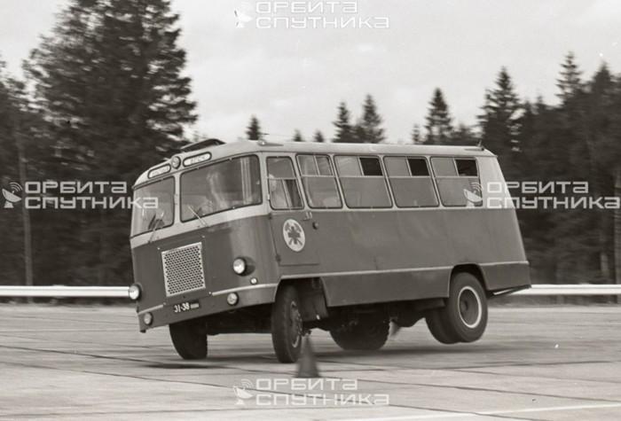 В Сети показали необычный украинский автобус 1