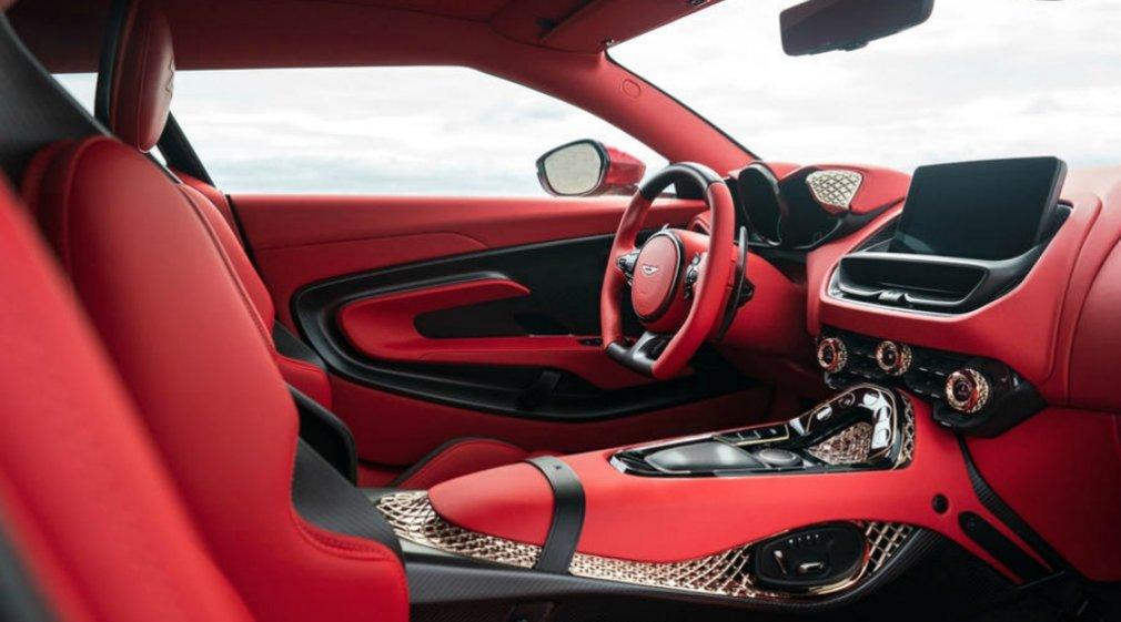 Компания Aston Martin показала два самых дорогих автомобиля в своей истории 1