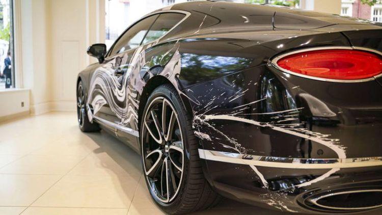 Как выглядит самый необычный Bentley Continental GT 1