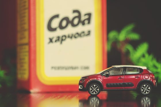 Зачем автомобилисту держать соду в автомобиле — AvtoBlog.ua
