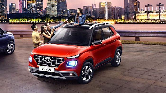 Новый Hyundai Venue стал самым популярным автомобилем бренда 1