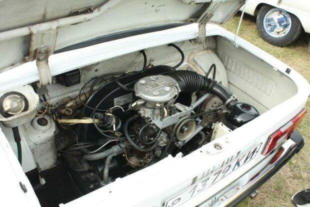 В Сети показали необычный «Запорожец» с мотором от Volkswagen 2