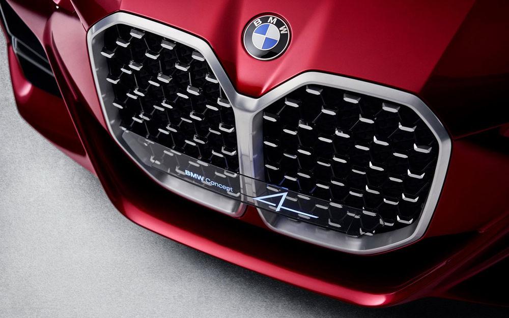 BMW продолжит защищать новый дизайн 1