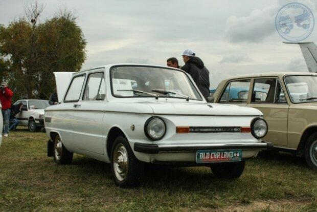 В Сети показали необычный «Запорожец» с мотором от Volkswagen 1