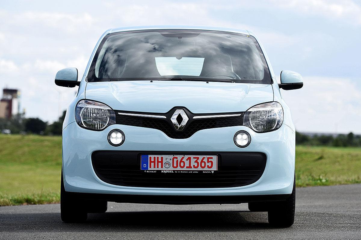 «Маленький, но удаленький»: тест-драйв подержанного Renault Twingo 1