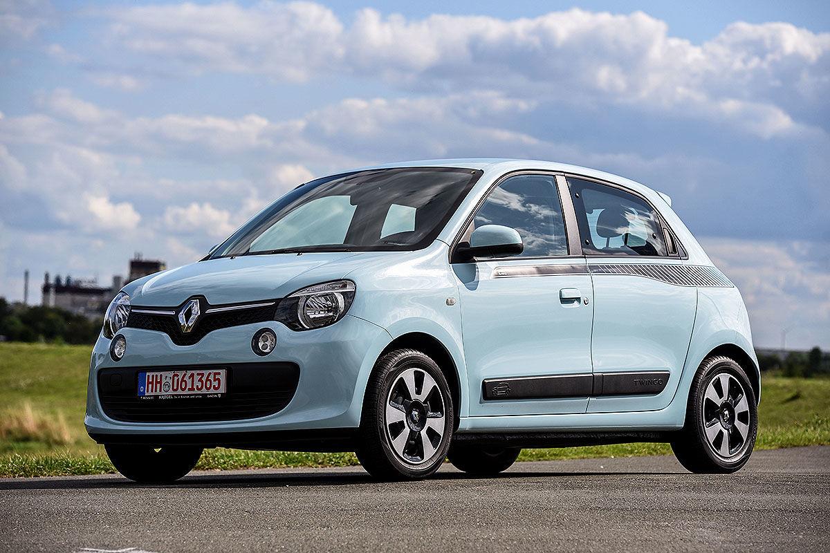 «Маленький, но удаленький»: тест-драйв подержанного Renault Twingo 2