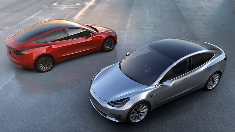 Tesla Model 3 завоевала европейский авторынок 1