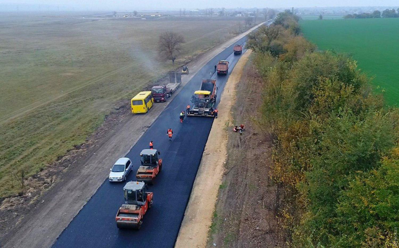 Финансирование ремонта трассы «Одесса – Рени» сократилось на миллиард 1