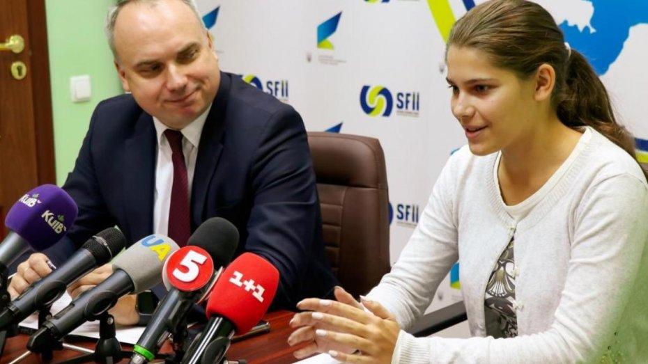 Украинская школьница получила полумиллионный грант на свое автомобильное изобретение 1