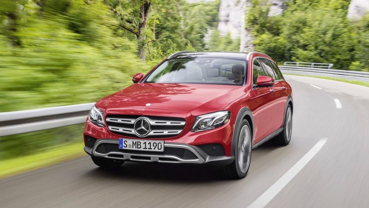 Новый C-Class от Mercedes станет «беспилотником» 1
