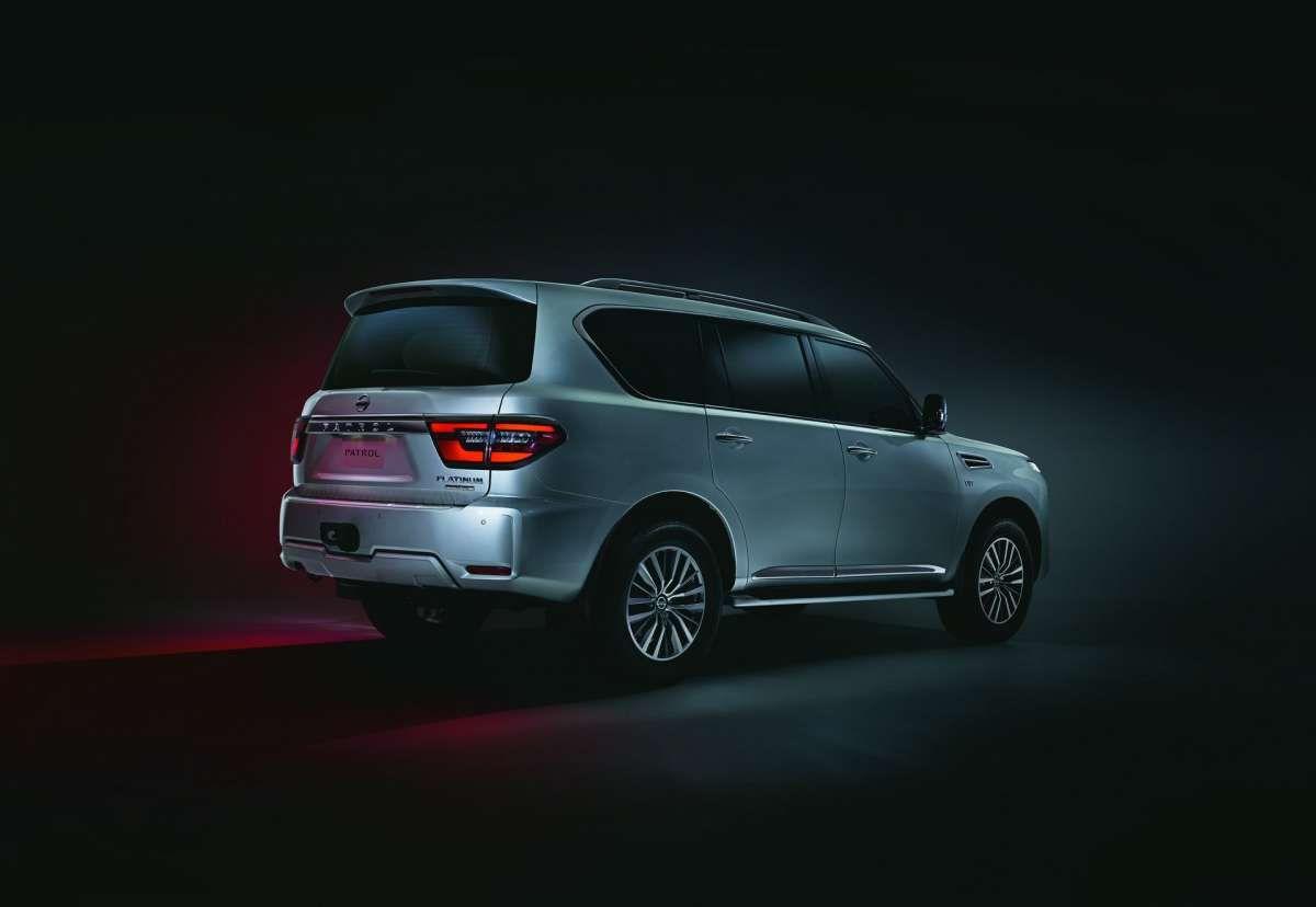 Новый Nissan Patrol полностью рассекречен 2