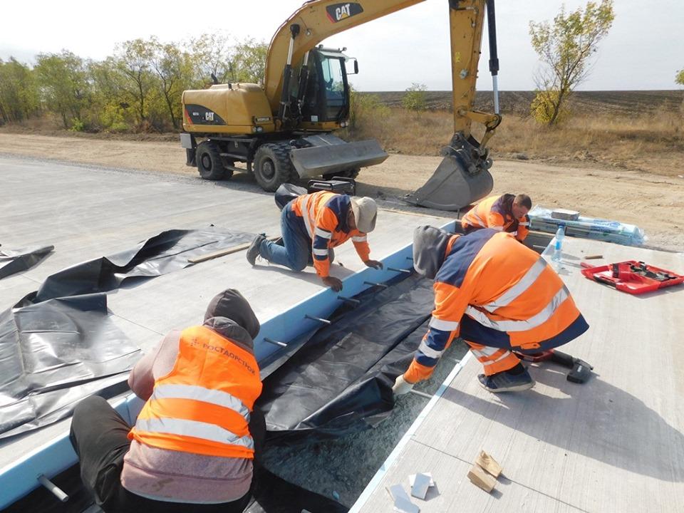 Как сейчас выглядит новая бетонная дорога «Николаев – Кропивницкий» 2