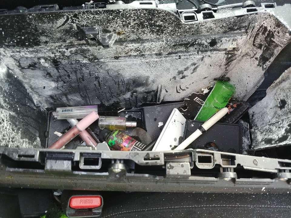 Honda Civic стал «жертвой» сухого шампуня 3
