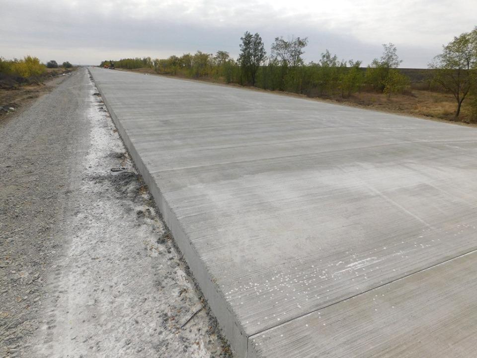 Как сейчас выглядит новая бетонная дорога «Николаев – Кропивницкий» 5