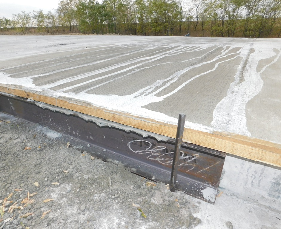 Как сейчас выглядит новая бетонная дорога «Николаев – Кропивницкий» 3
