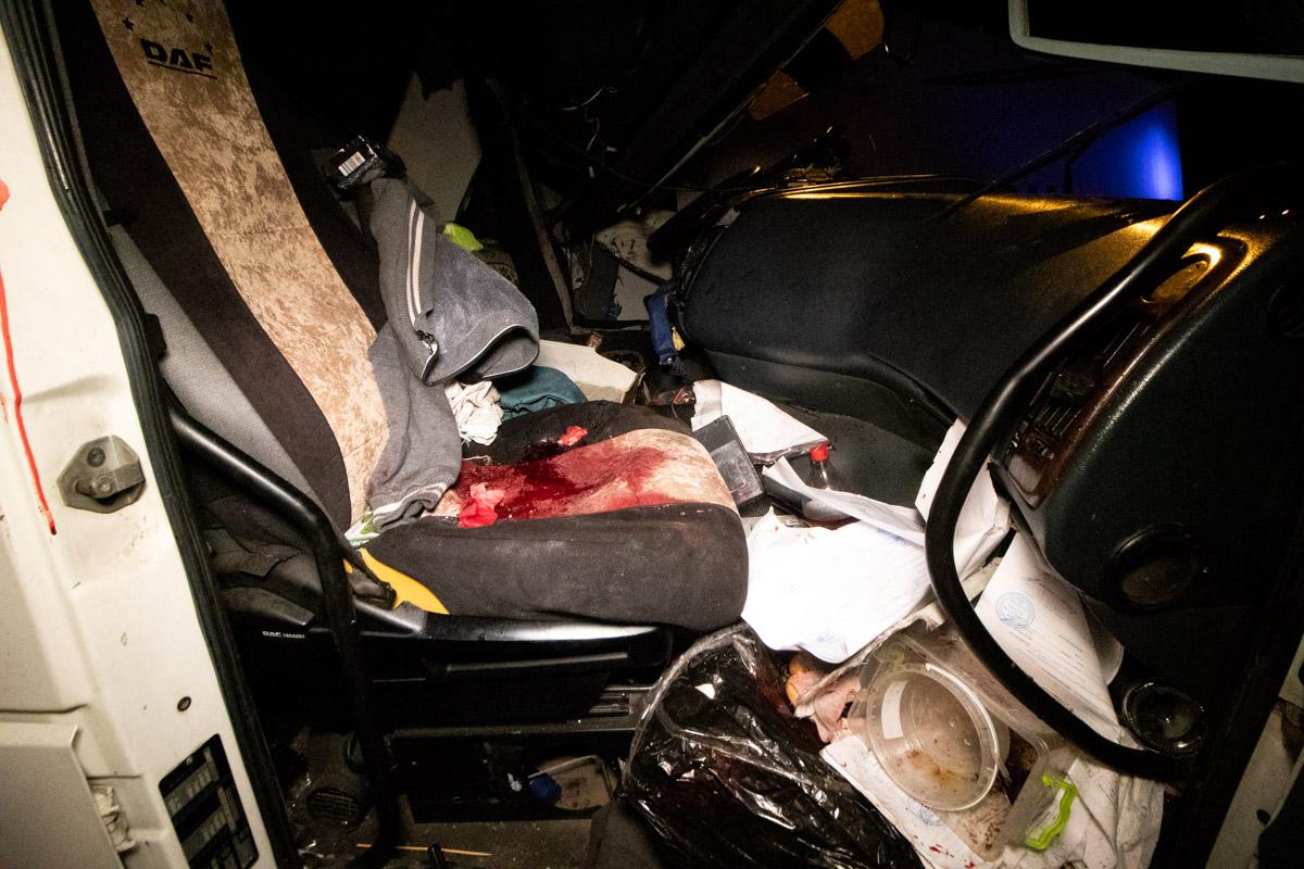 Пешеход-нарушитель спровоцировал масштабное ДТП 2