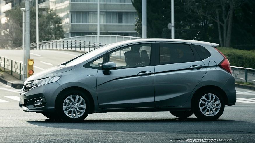 Honda Jazz скоро сменит поколение 1