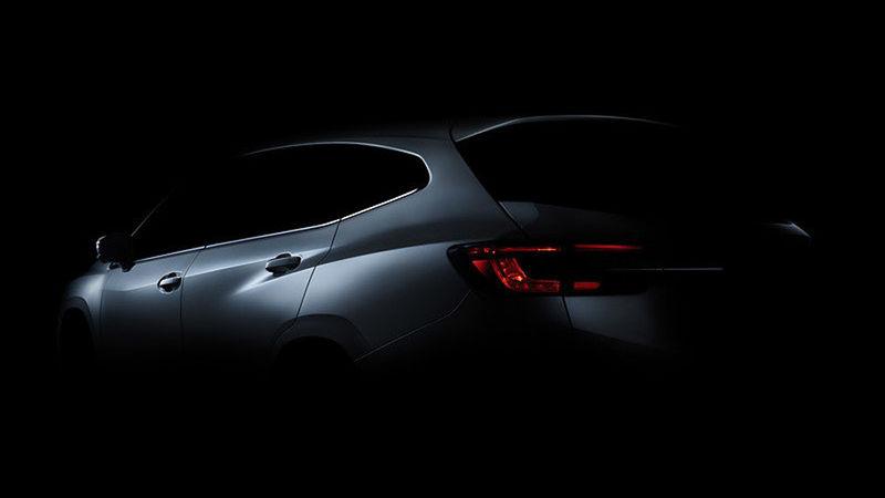 Subaru Levorg представят в Токио 1