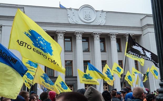 Владельцы «евроблях» анонсировали новую акцию протеста 1