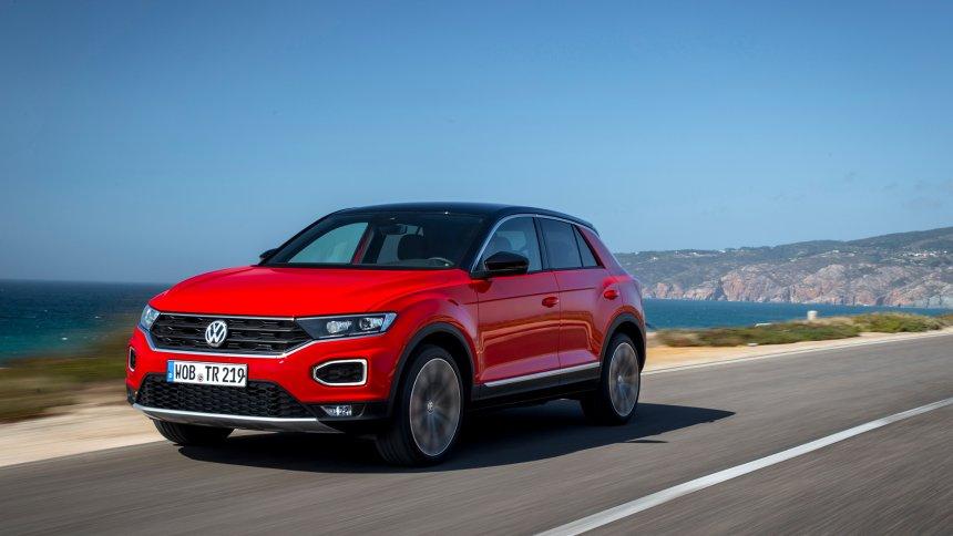 В Европе назвали самые продаваемые автомобили 3
