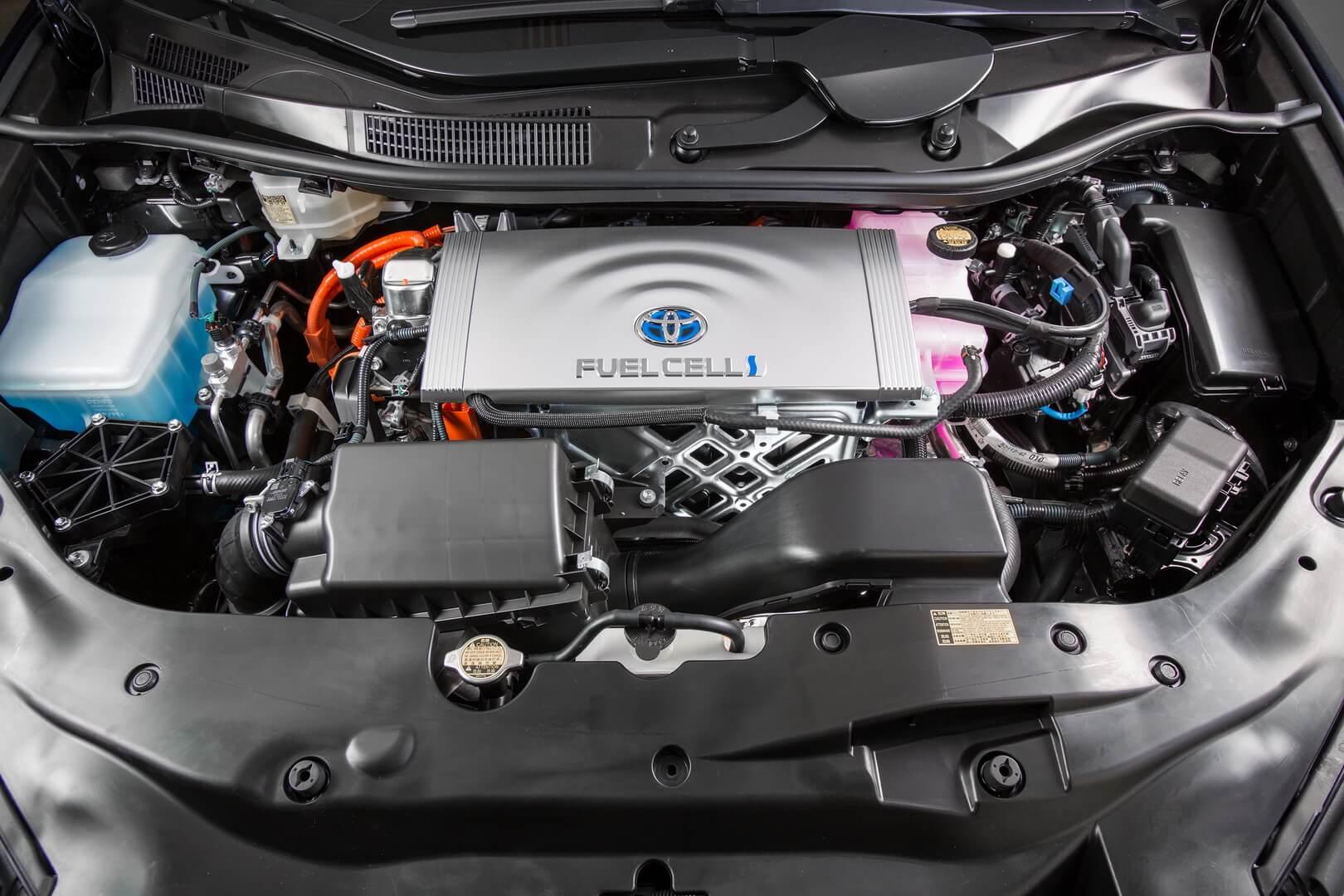 Toyota выпустит второе поколение своего водородомобиля 2
