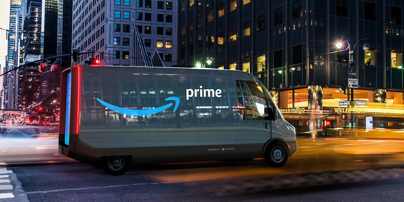 Amazon закупит 100 тысяч электрокаров на сумму 4 миллиарда долларов 1