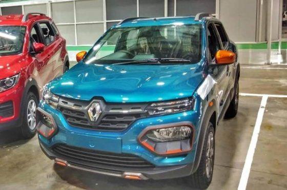 Renault готовит кроссовер за 4000 долларов 1