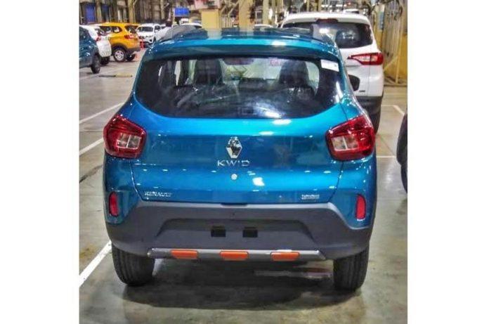 Renault готовит кроссовер за 4000 долларов 2