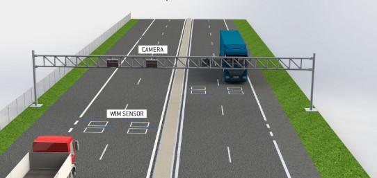 В Украине запускают первые две площадки для автоматического взвешивания грузовиков 1